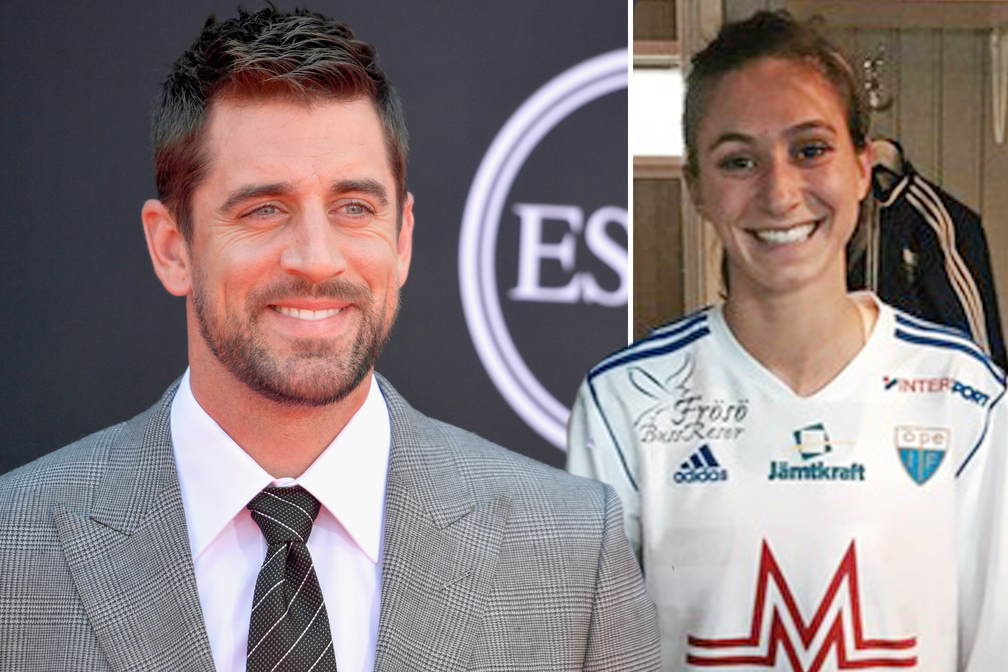 Aaron Rodgers Rebounds From Olivia Munn With Soccer Star Page Six