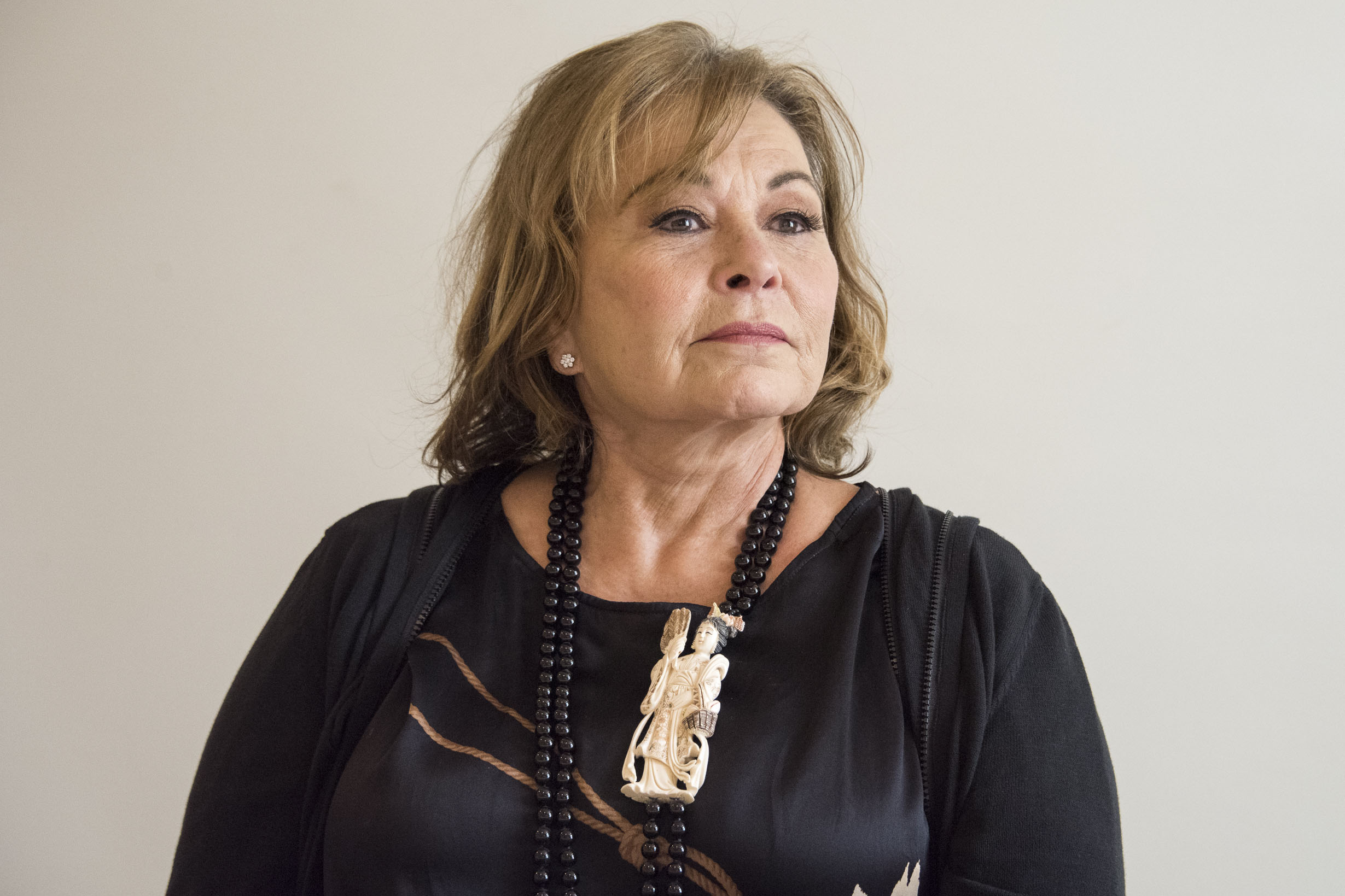 Roseanne Barr says her Twitter rant was insensitive, not