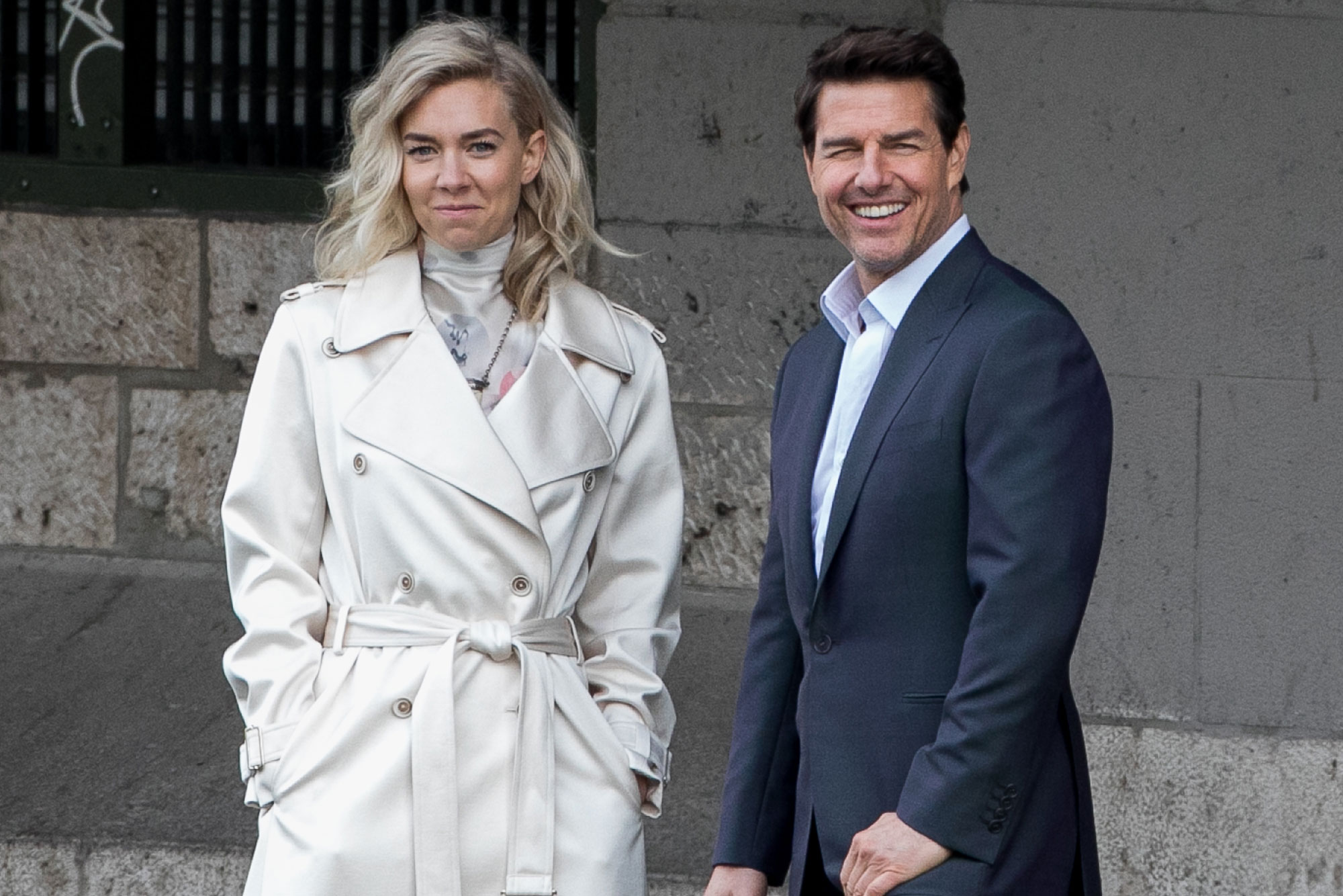 who is tom cruise dating now