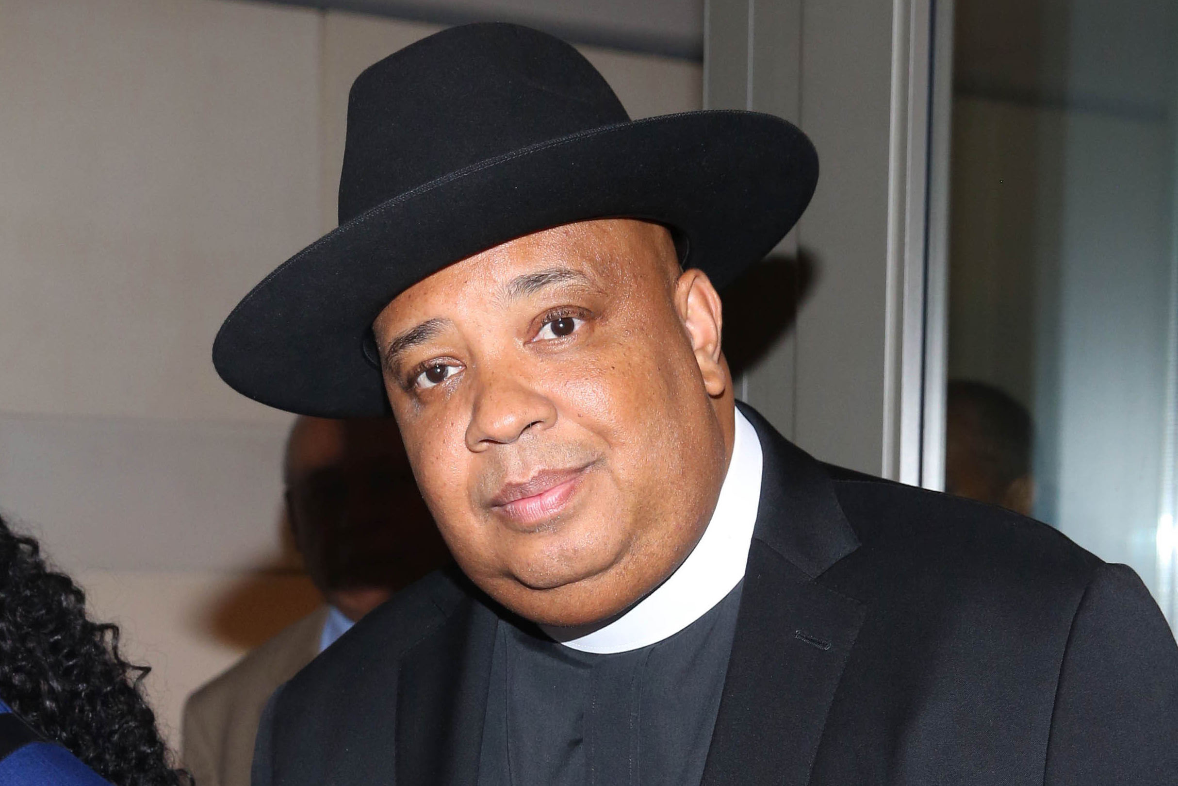 Diggy Christmas 2020 Hats Rev Run was high when he wrote 'Christmas in Hollis'