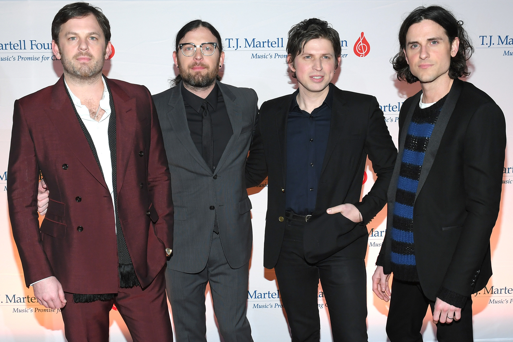 Kings of Leon fire their manager of 20 years