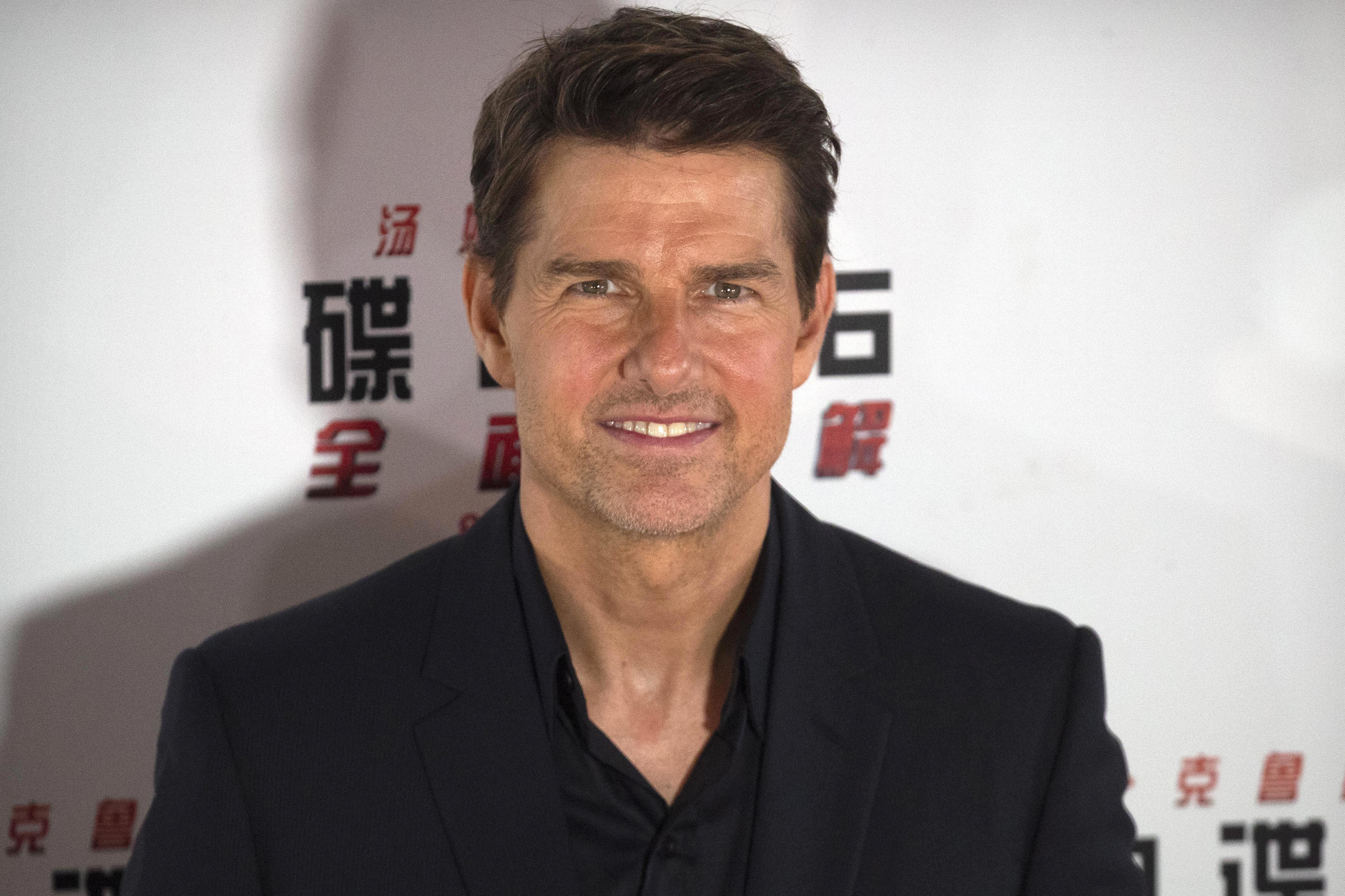 Scientologists Consider Tom Cruise To Be A Deity Page Six