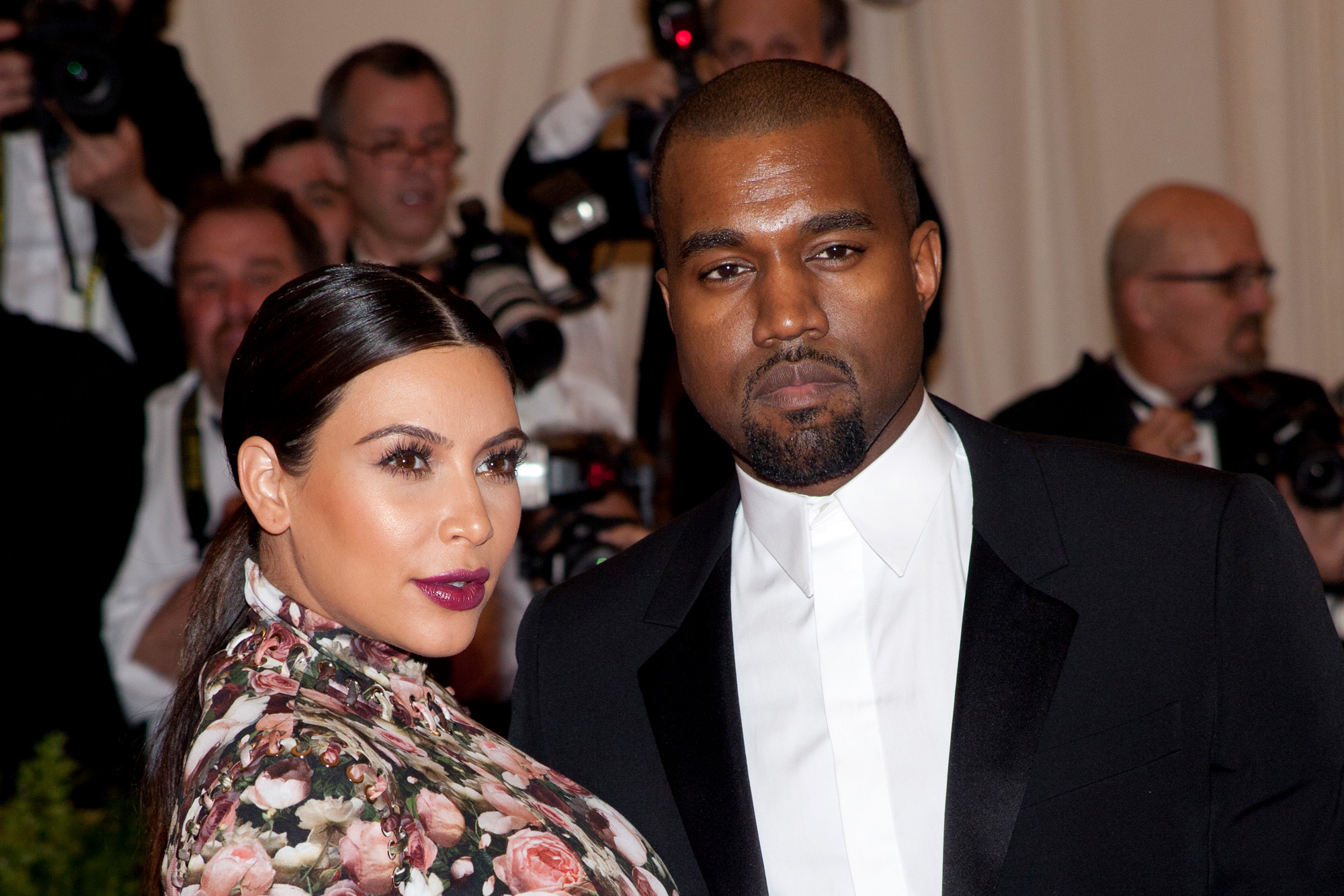 Pregnant Kim Kardashian cried after her first Met Gala in 2013