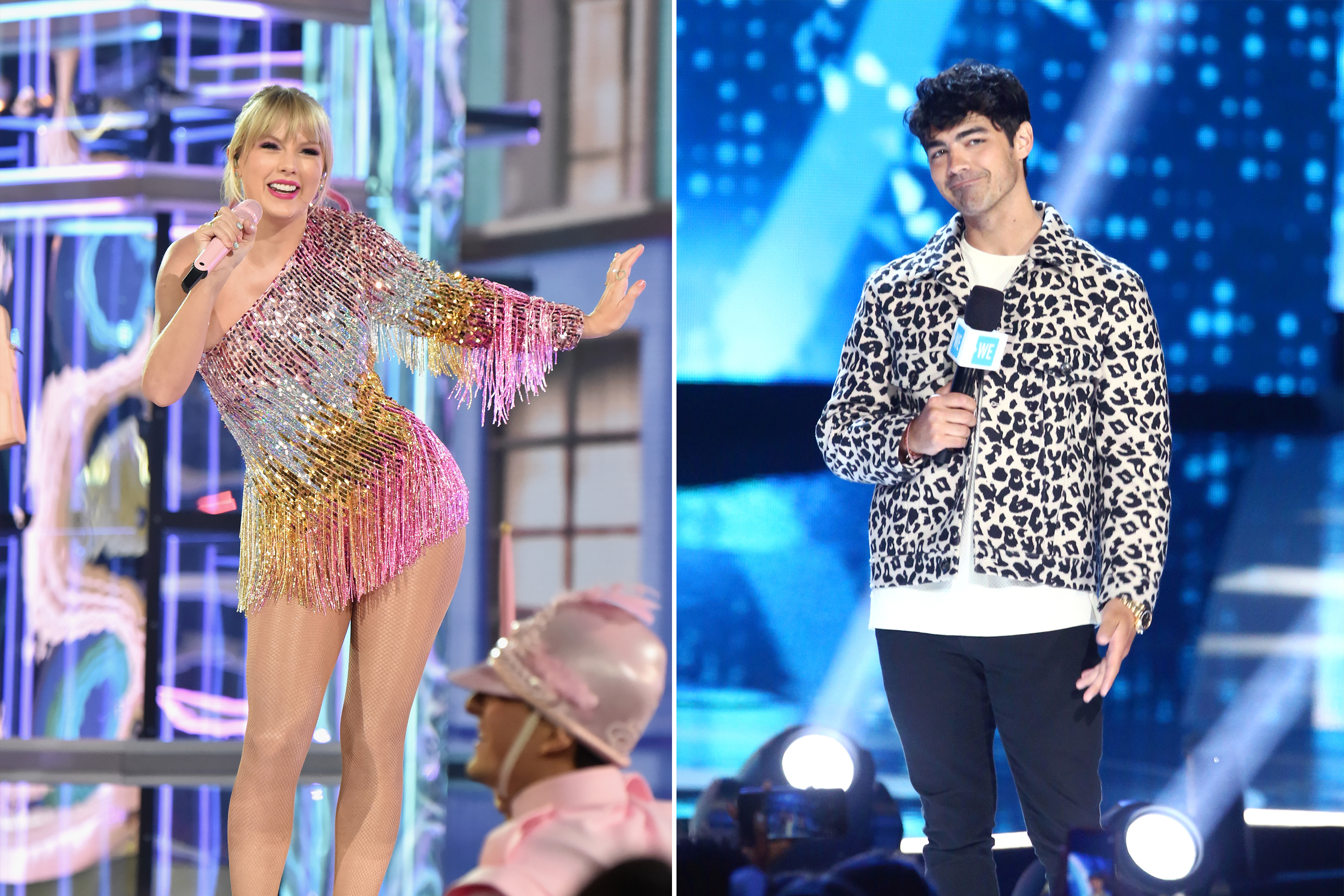 Taylor Swift Regrets Publicly Dissing Ex Joe Jonas On Ellen