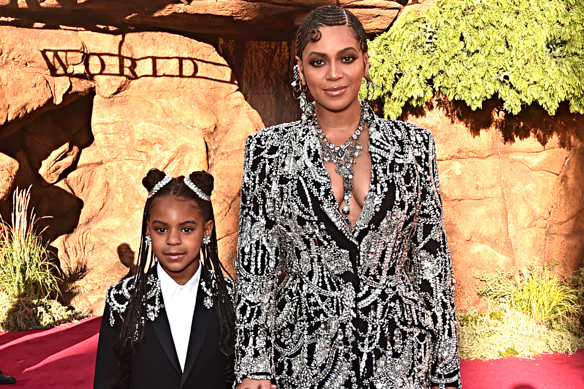 Beyonce S Daughter Blue Ivy Carter Becomes Award Winning Songwriter At Age 7
