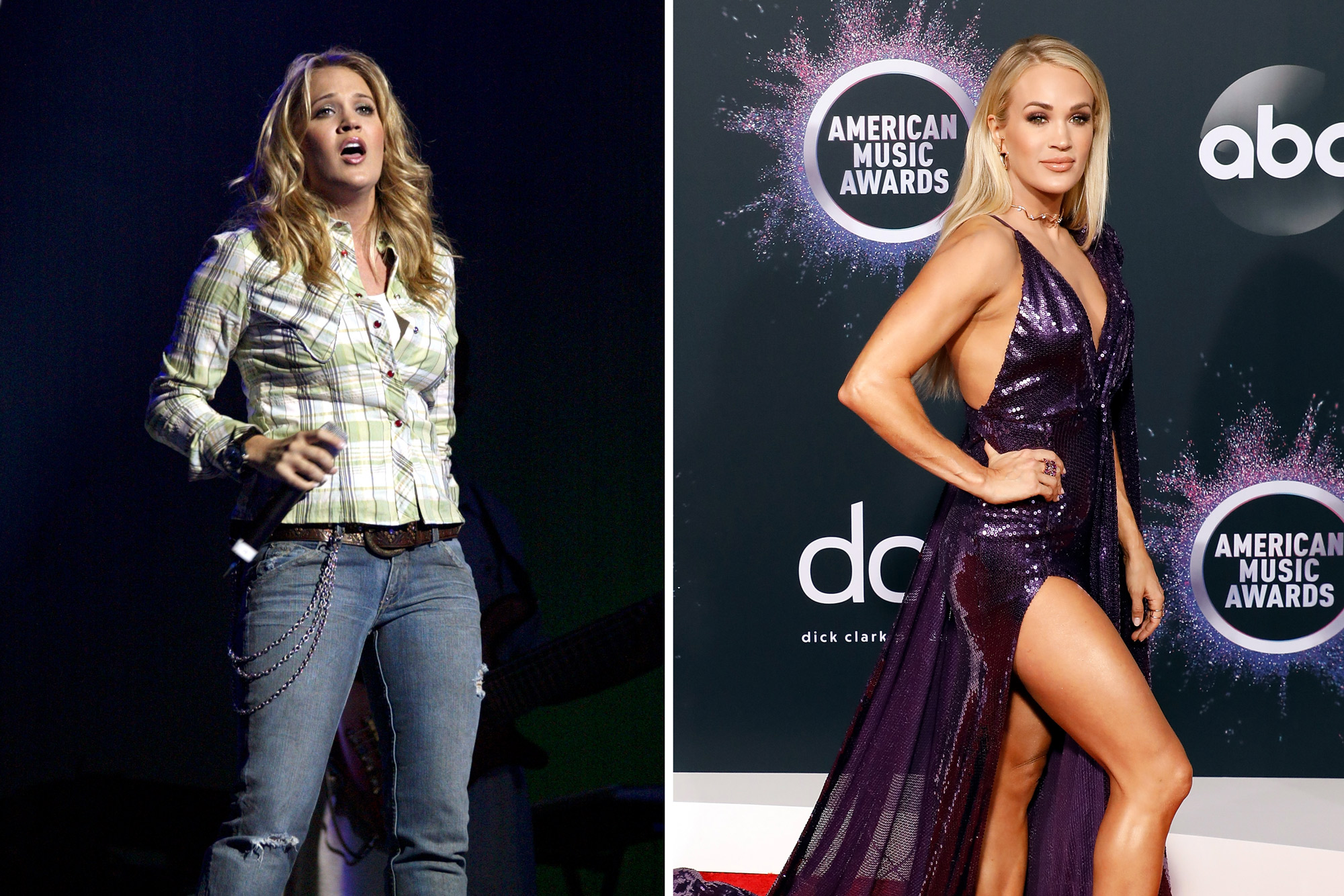 weight loss carrie underwood diet?