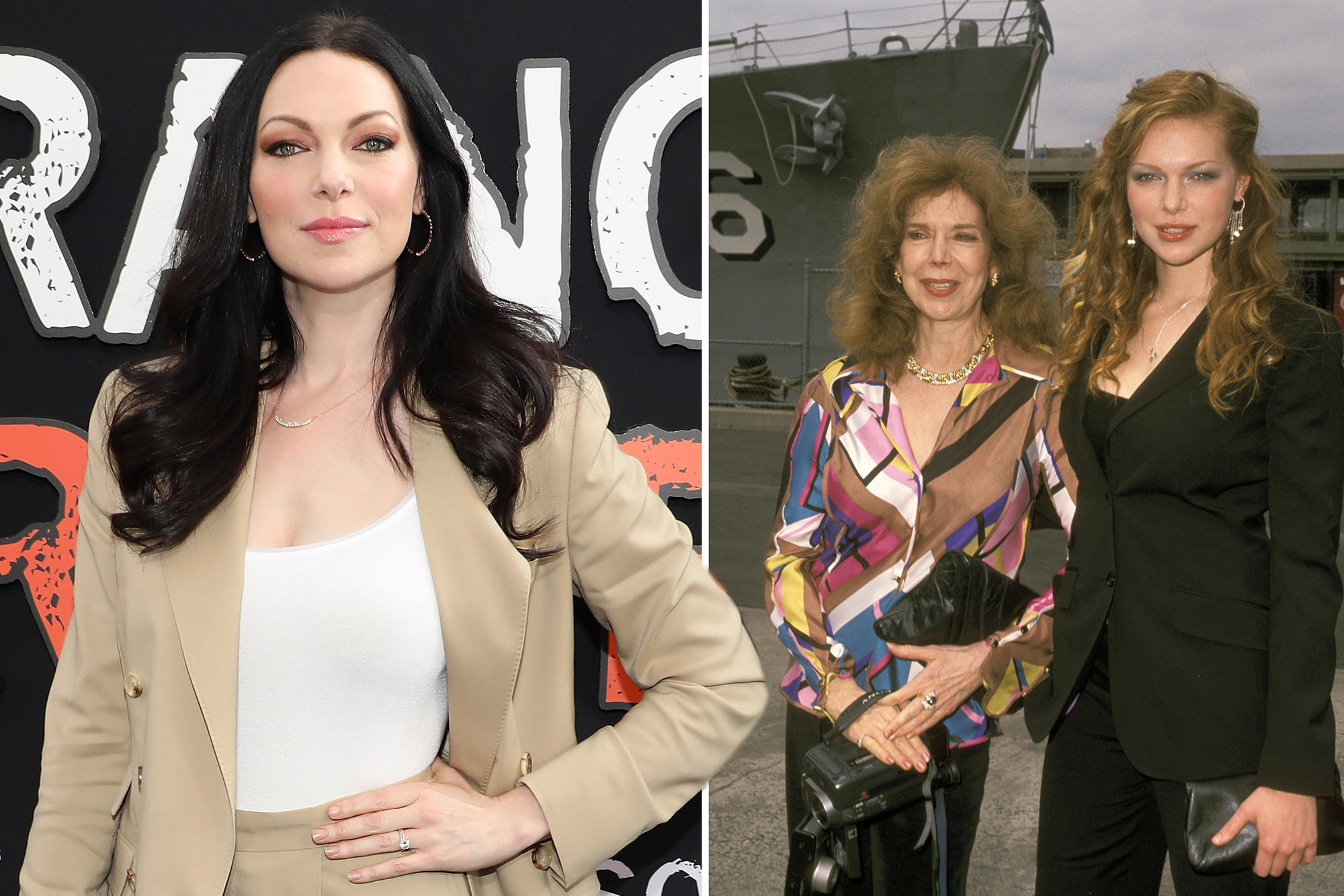 Laura Prepon Says Her Mother Taught Her To Be Bulimic