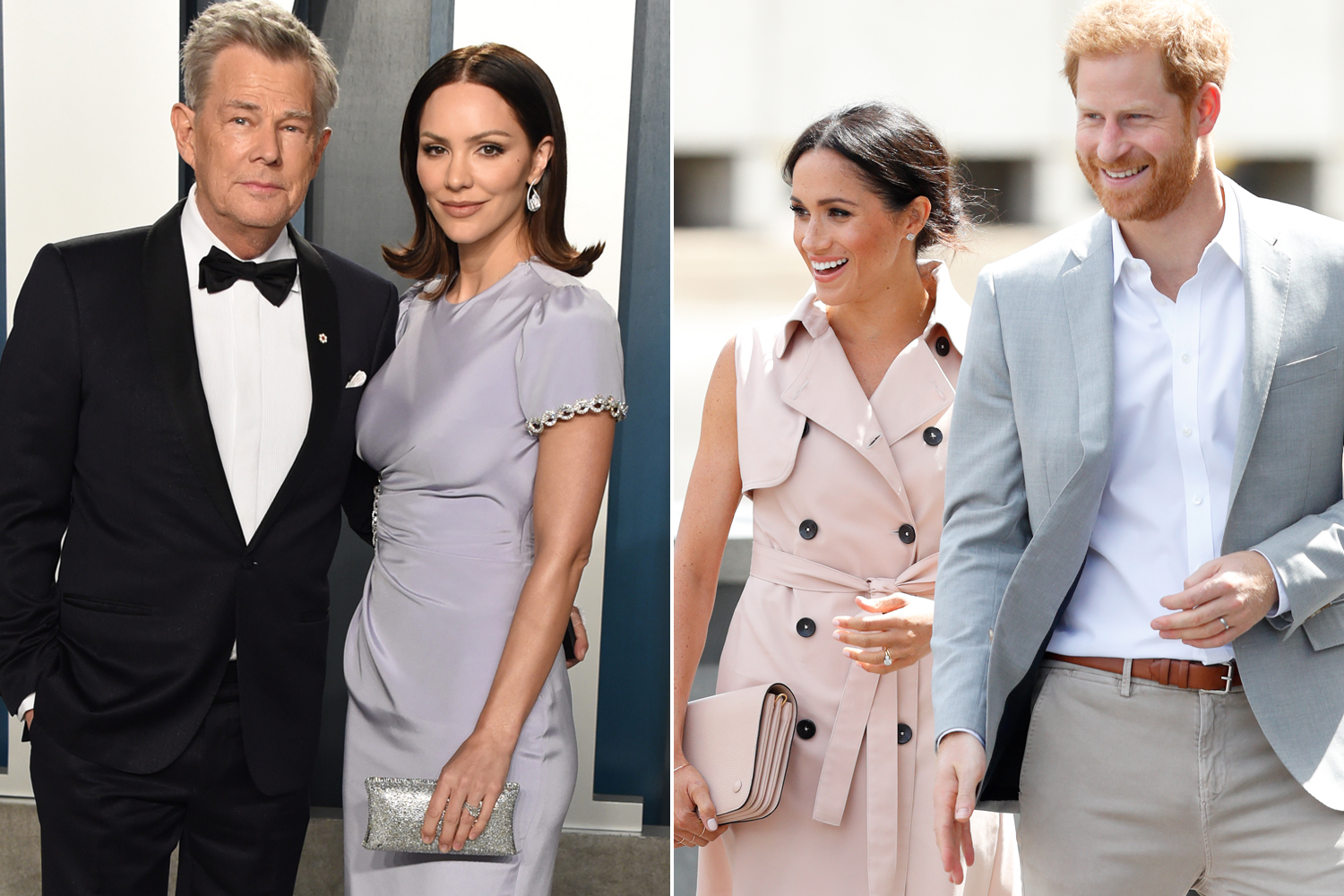 Katharine Mcphee On David Foster S Beautiful Bond With Prince Harry