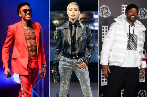 August Alsina claims Will Smith sanctioned affair with Jada ...