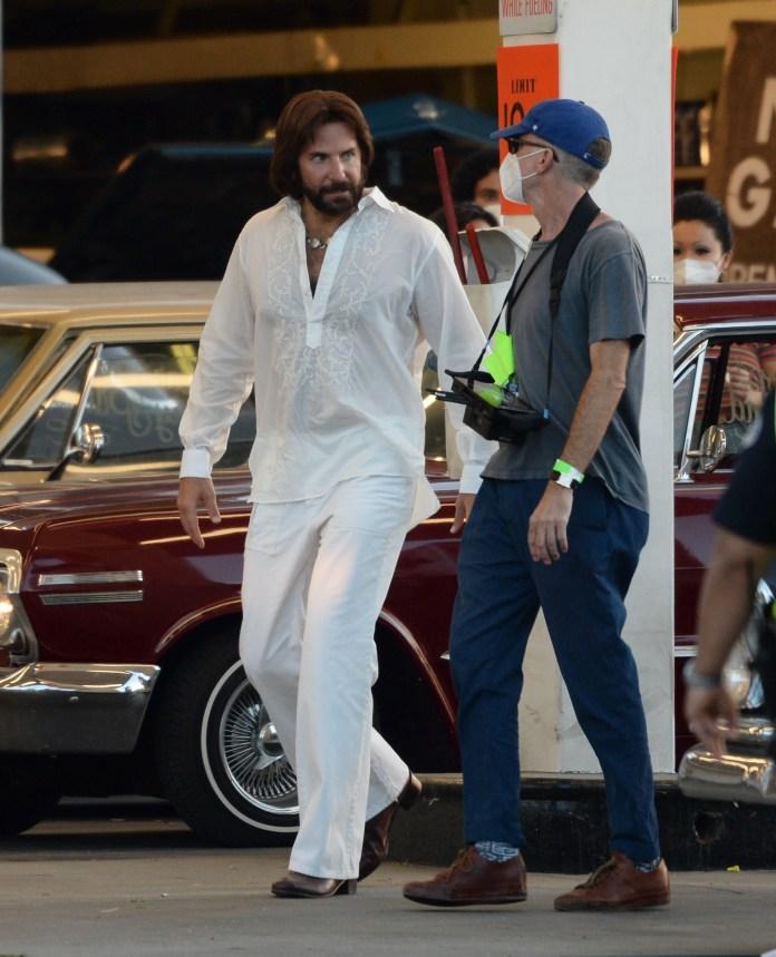 Bradley Cooper- LA- Cinéfilos