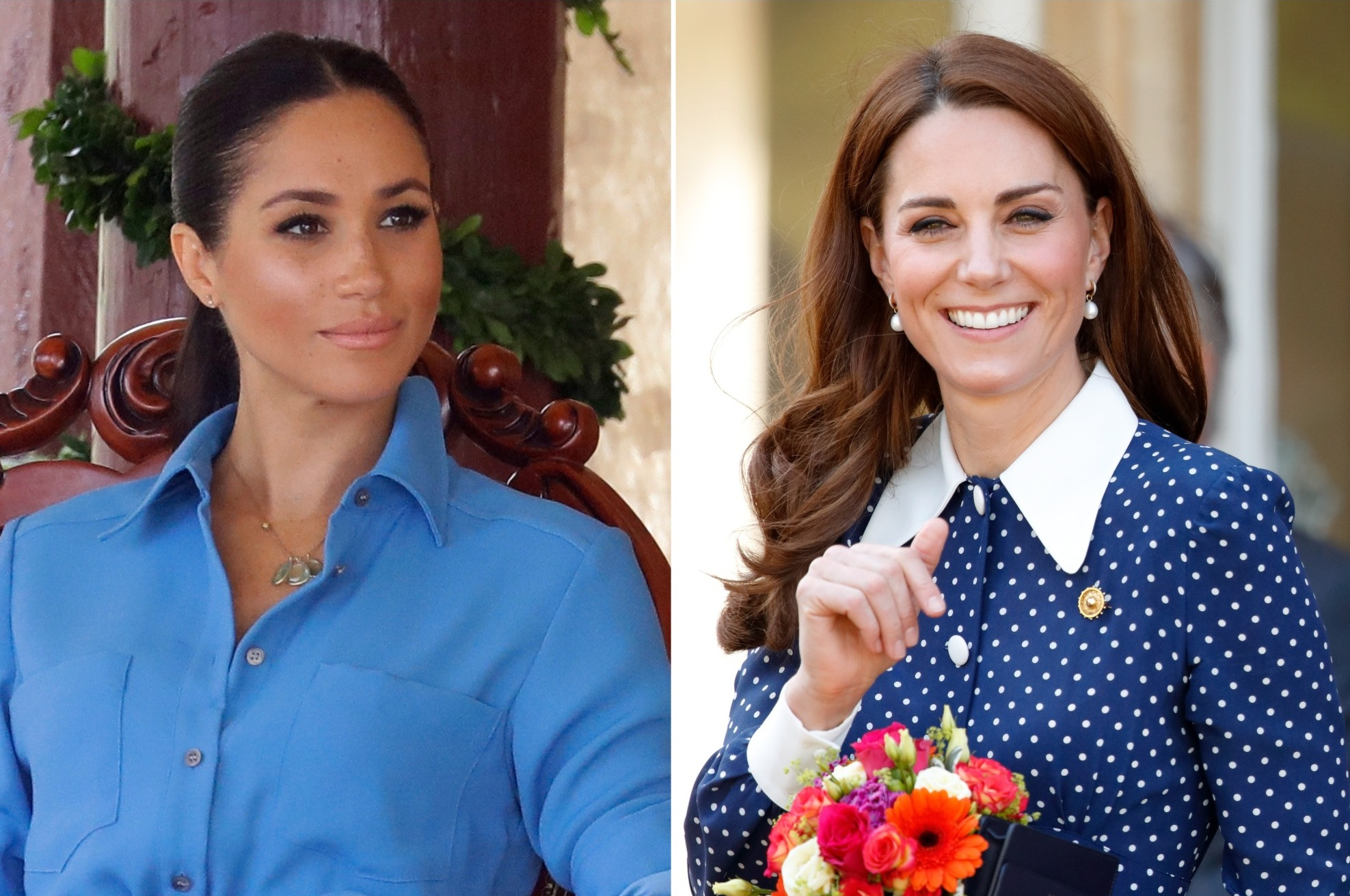 Meghan Markle disappointed Kate Middleton Missed Her Introduction To The Royal Family