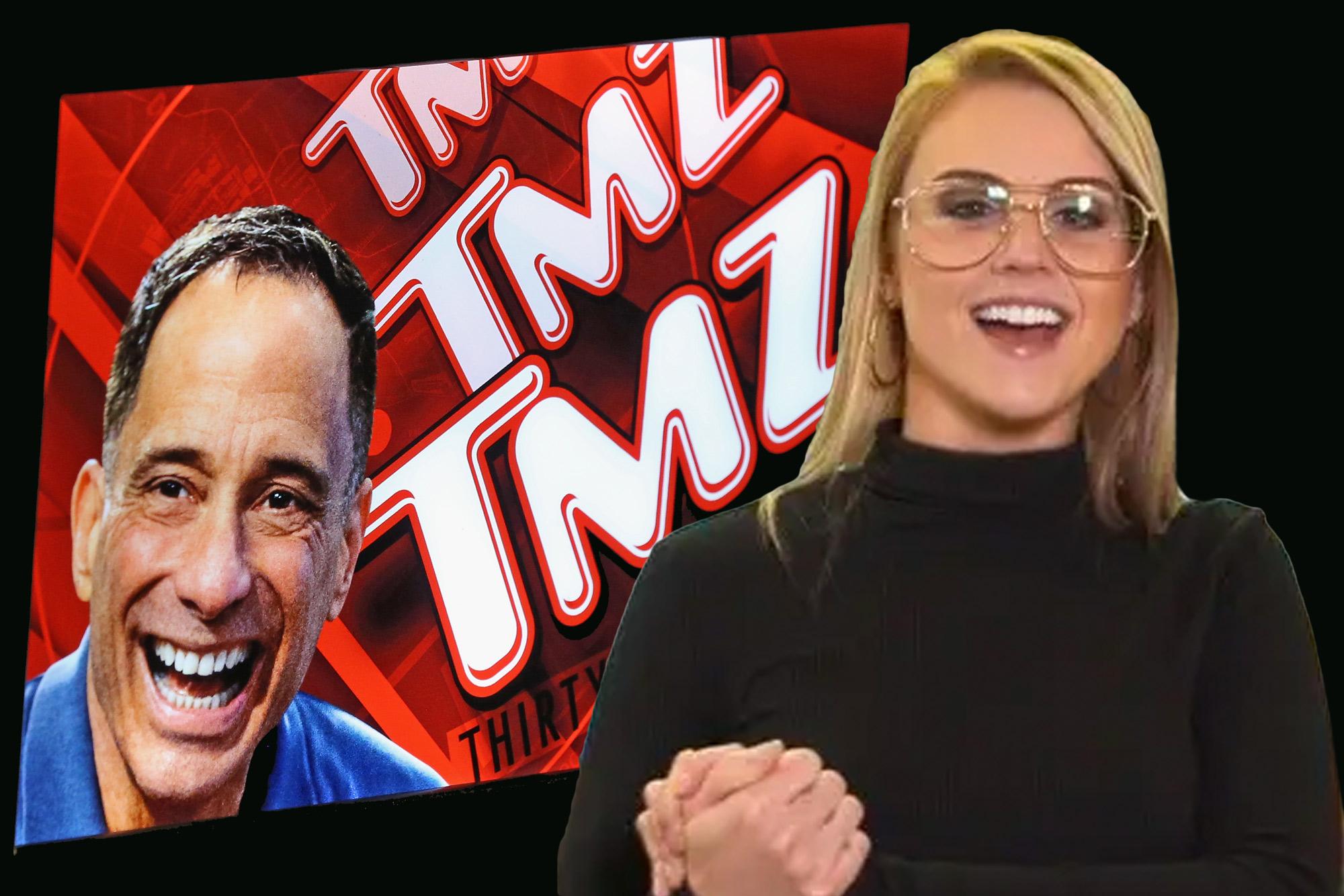 woman tmz cast 2020