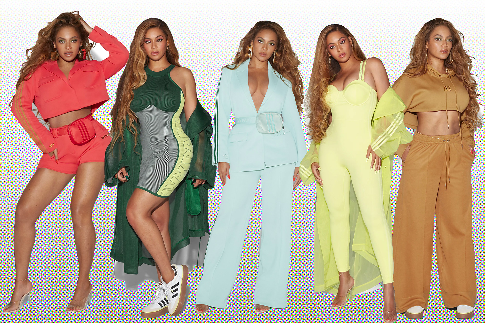 beyonce gifts new ivy park collection