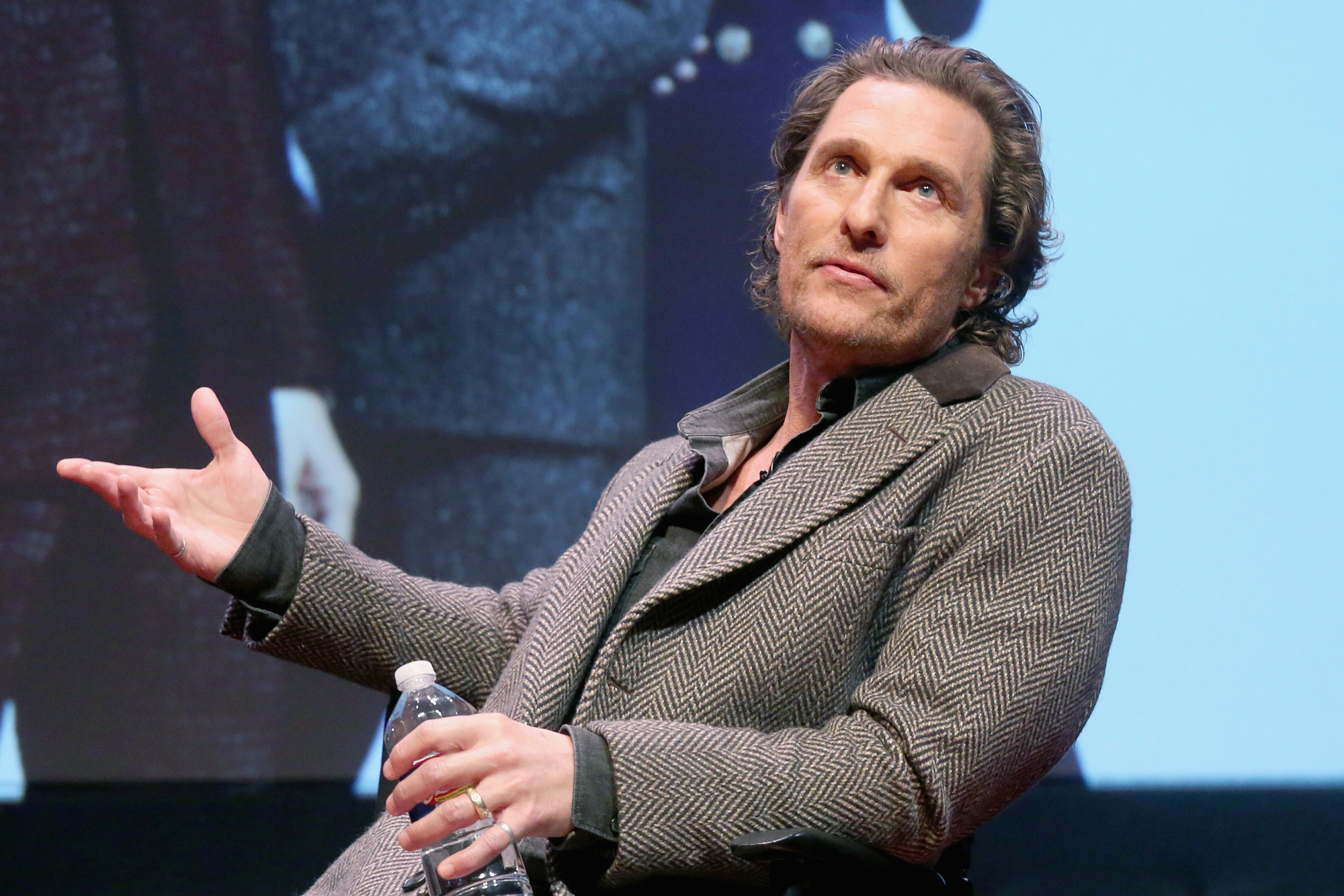 Matthew McConaughey slams Hollywood hypocrisy over 2020 election