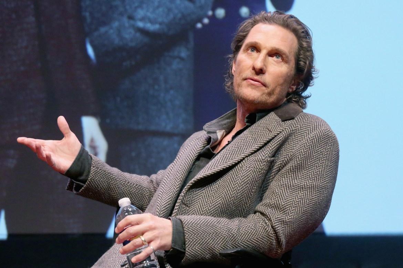 Matthew McConaughey slams Hollywood 'hypocrisy' over 2020 election results 1