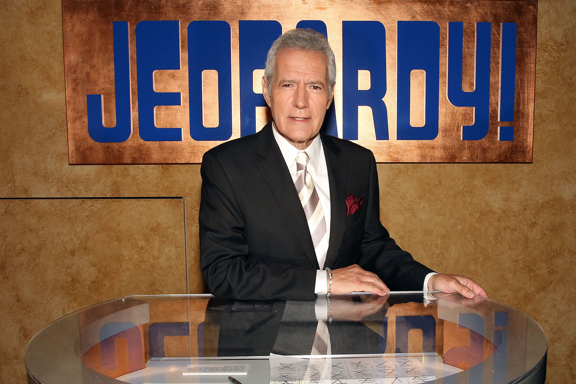 Alex Trebek cremated, ashes will remain with his wife at his home