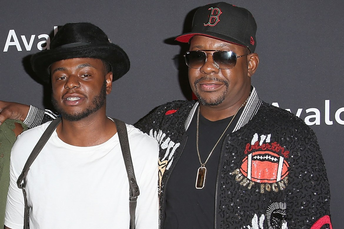 Bobby Brown speaks out on son's death: It's 'devastated my family' 1