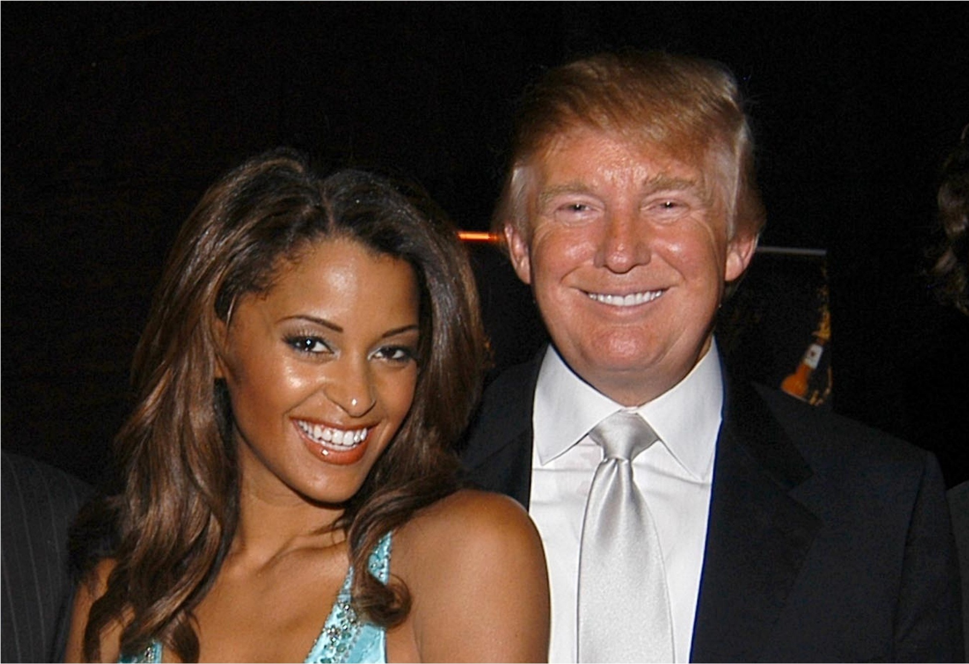 Claudia Jordan spills on Trump during her 'Celebrity Apprentice' days