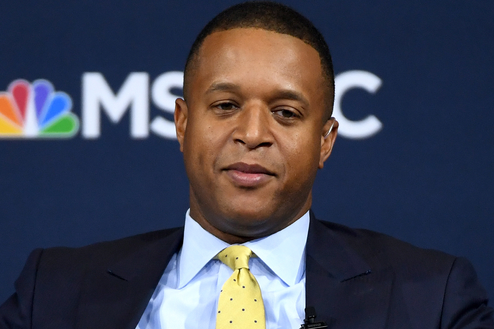 Craig Melvin's brother Lawrence, 43, dead from colon cancer