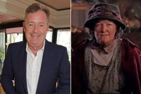 Piers Morgan says he's not the pigeon lady from 'Home Alone 2'