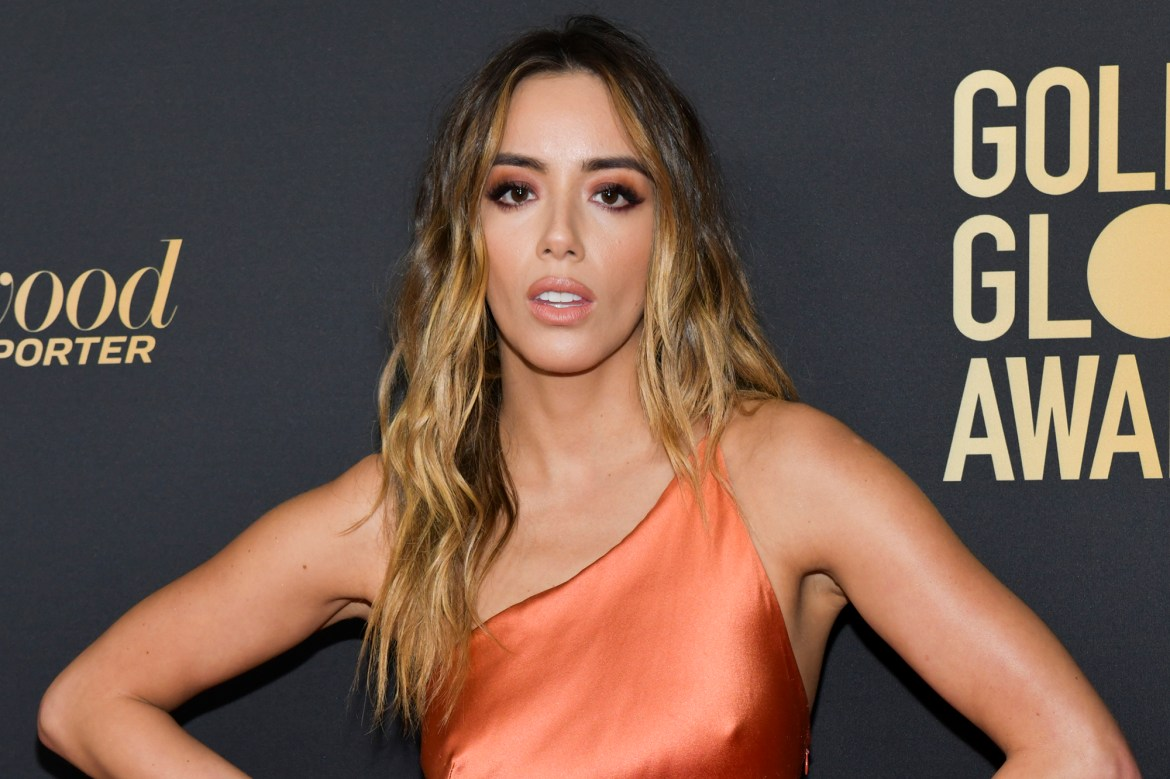'Agents of SHIELD' star Chloe Bennet tests positive for COVID-19 1