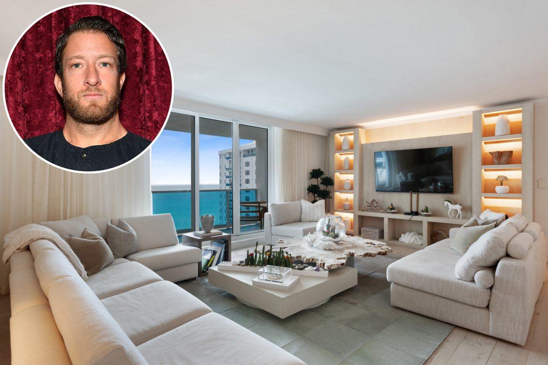 Inside Barstool Sports founder Dave Portnoy's $35K Miami Beach rental 1