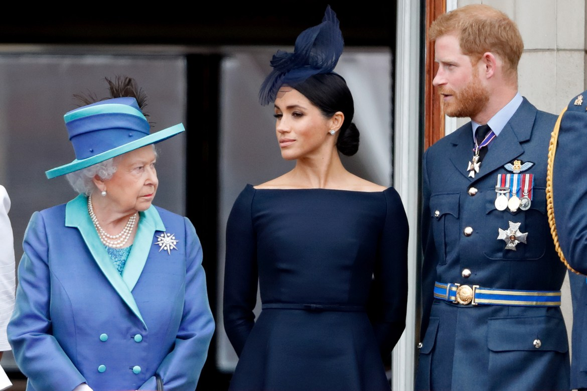 Why a royal reunion with Prince Harry and Meghan Markle may not happen 1