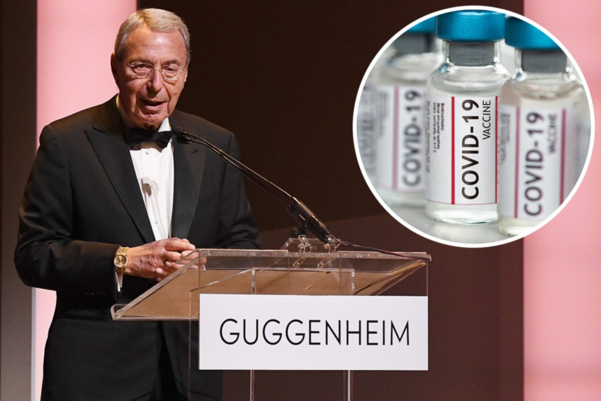 Real estate moguls allegedly help rich pals jump COVID vaccine line 1