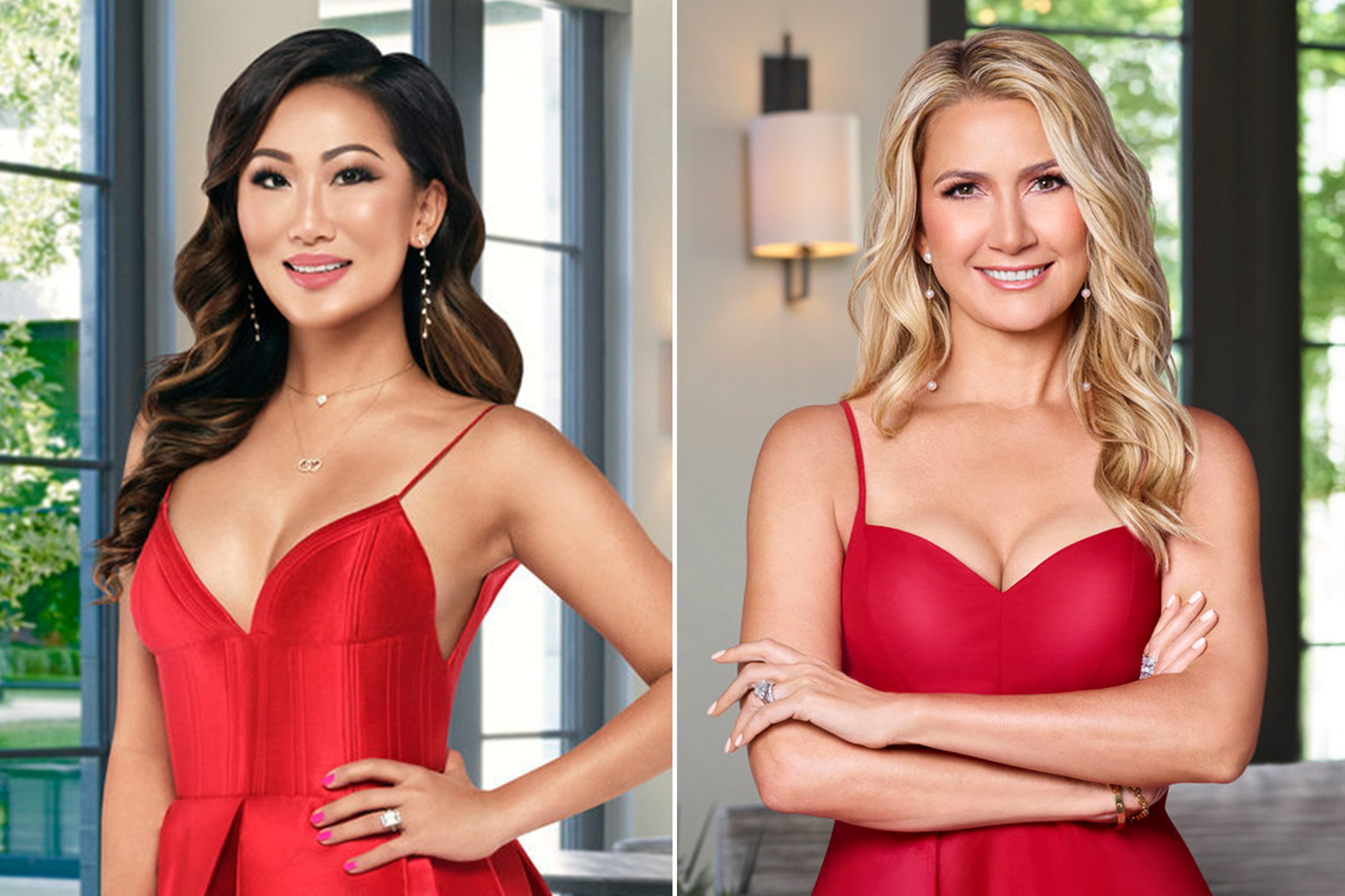 'RHOD' stars Dr. Tiffany Moon claps back over snake necklace