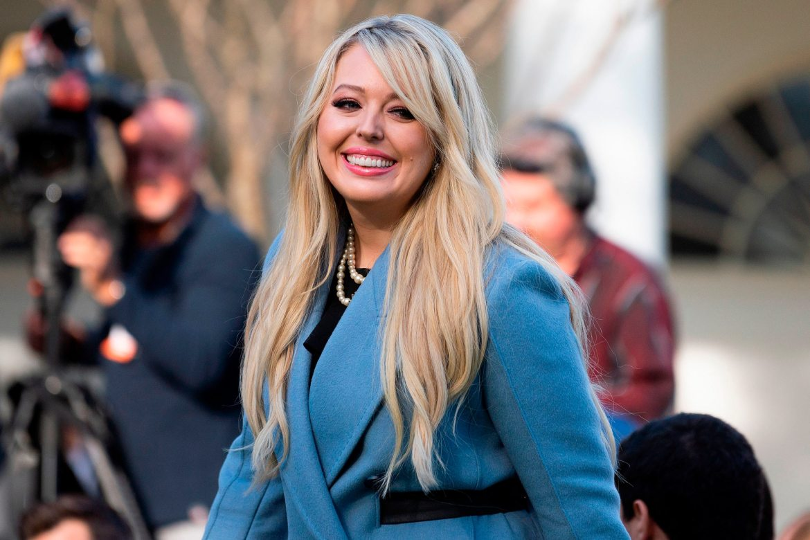 Tiffany Trump searching for property in Miami 1