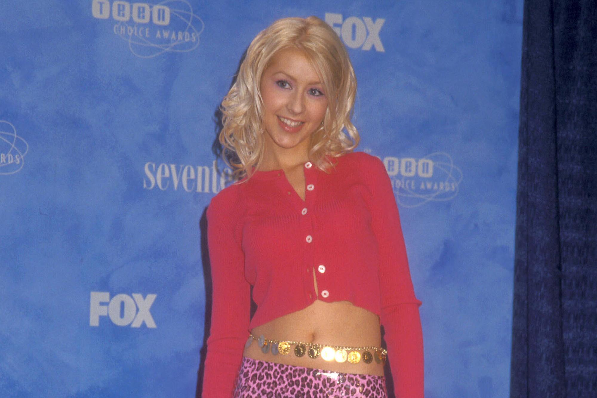 Christina now of pictures aguilera Christina Aguilera's