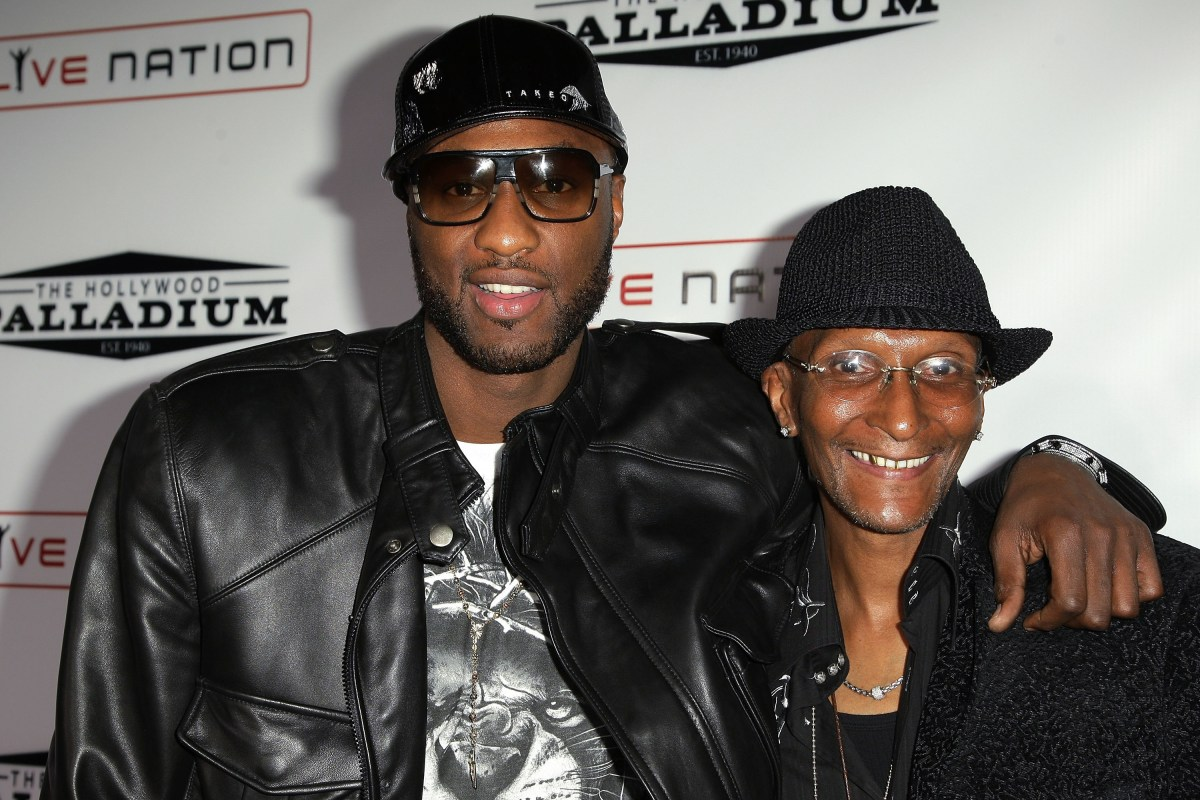 Lamar Odom Pens Emotional Post After Losing Dad Last Month