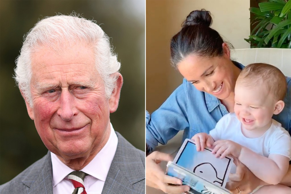 Not in my palace! As king, Charles will not let grandson Archie be prince