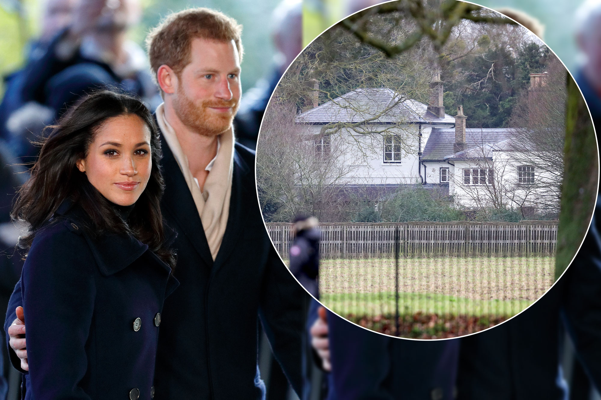 Harry, Meghan paid $3.3M for Frogmore Cottage rent, renovations