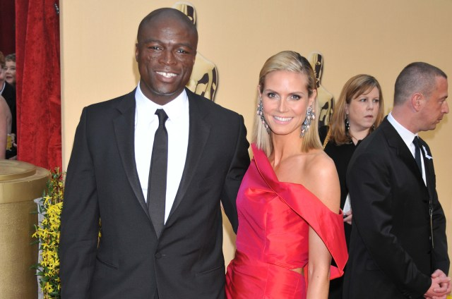 Heidi Klum and Seal renewed their vows 8 times during marriage