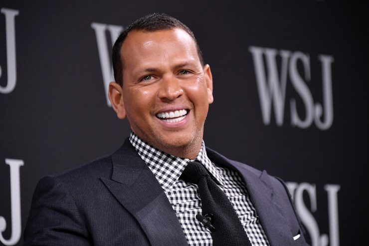 Alex Rodriguez hosts luxe bash at Miami mansion for new NBA team
