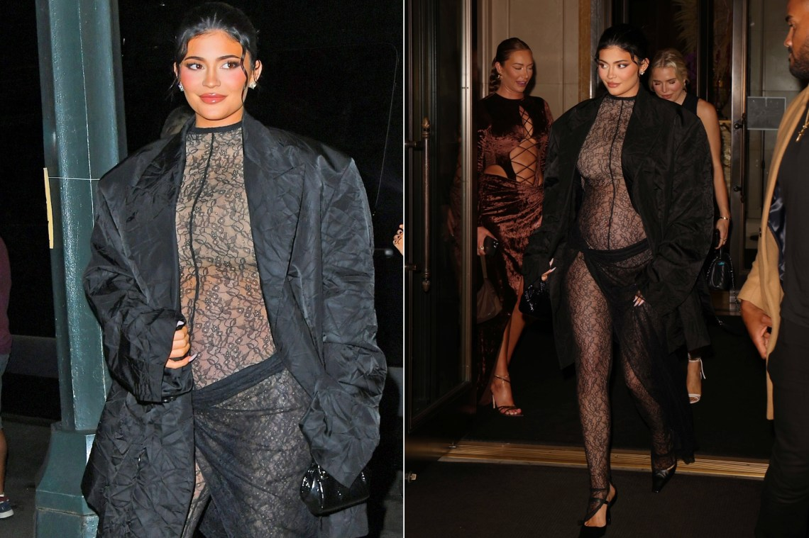 Kylie Jenner at NYFW