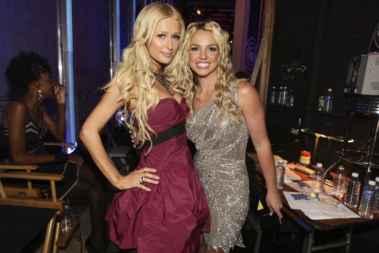 Paris Hilton celebrates 'fighter' Britney Spears in Time 100 essay