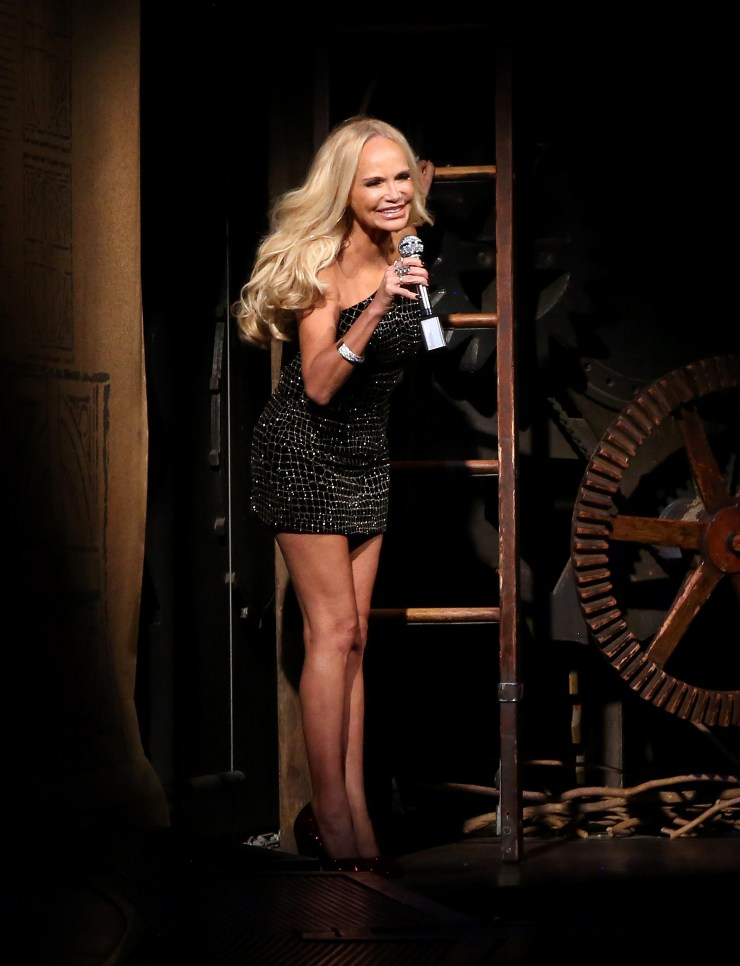 """""""Wicked"""" Reopens On Broadway"""