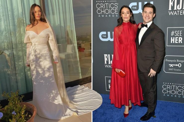 Adam DeVine marries Chloe Bridges in Cabo San Lucas