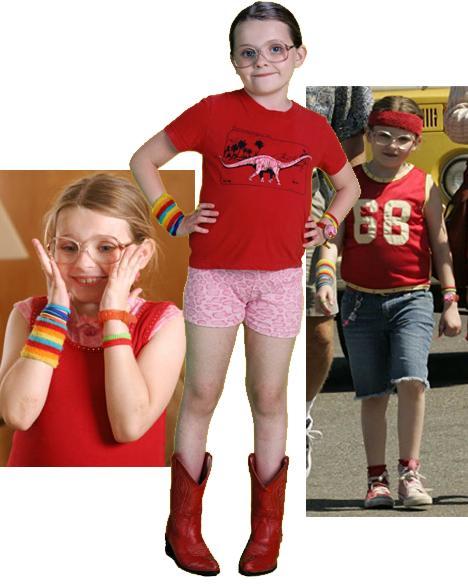 Little Miss Sunshine Great Halloween Costume Idea