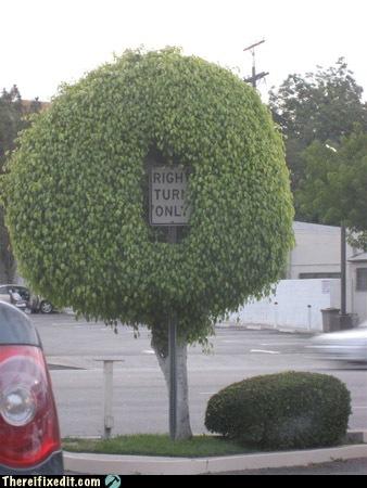 hidden sign