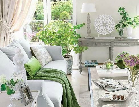 Bring in Spring, Part 3: My top Spring Green picks for your home