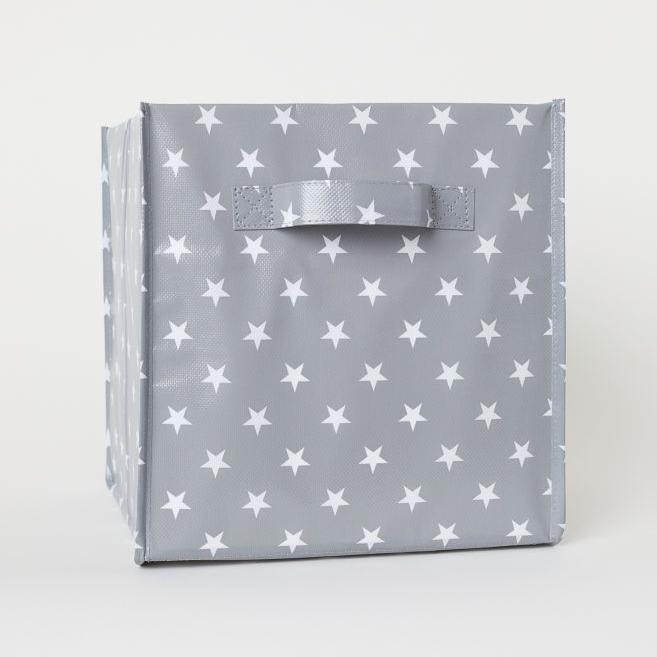 HM Grey Storage Box