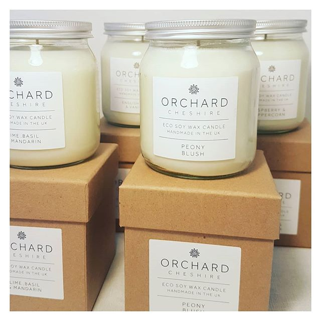 Orchard Cheshire Candles