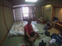 Kaneyoshi Ryokan Room