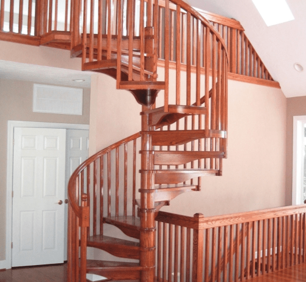 The Iron Shop Brownstoner | The Iron Shop Stairs | Elk Grove | Staircase Kits | Spiral Stair Case | Stair Railing | Broomall Pennsylvania