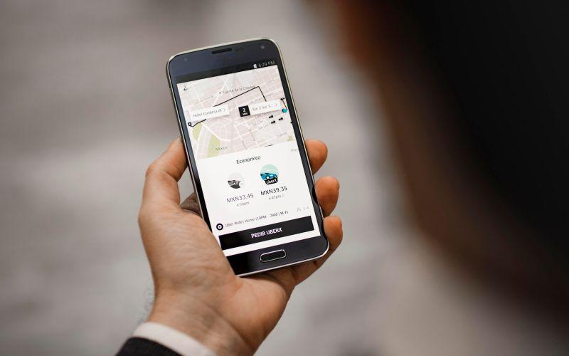 uber funding