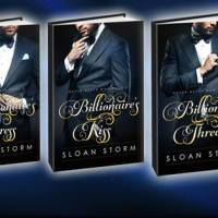 Billionaire's Pursuit (Never Never Man #1) by Sloan Storm