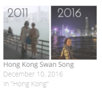 hong kong swan song - living abroad as an expat in Asia